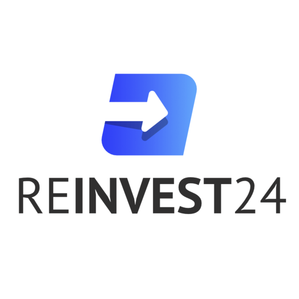 ReInvest24 Logo @ Savings4Freedom