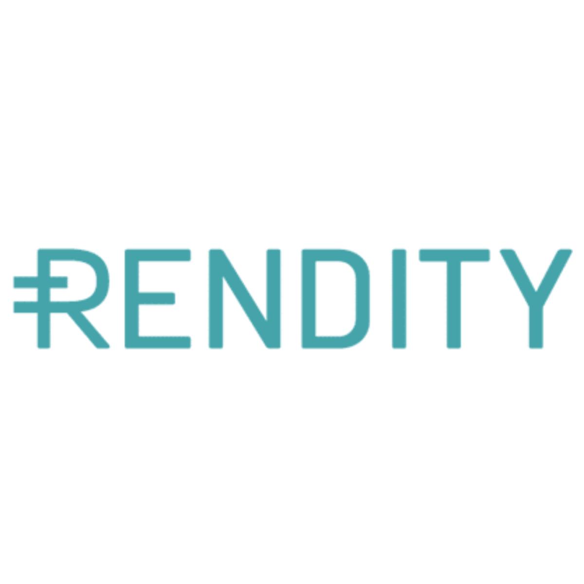 Rendity Logo @ Savings4Freedom