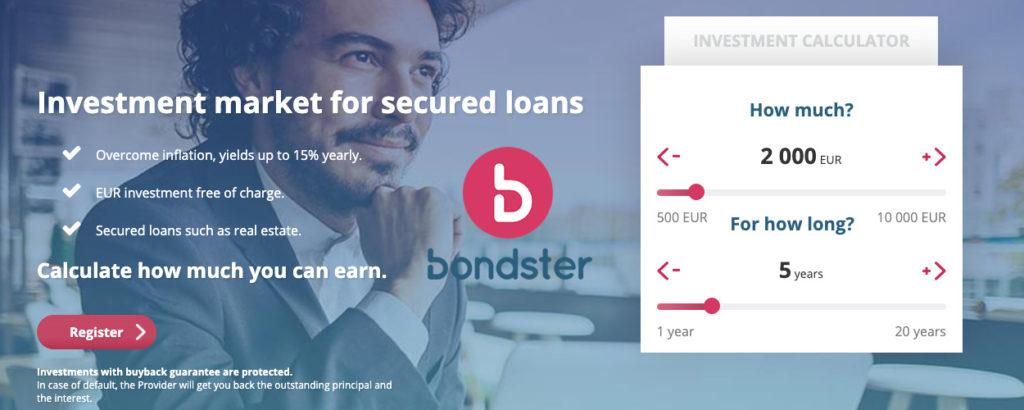 Bondster Assets @ Savings4Freedom