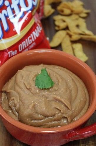 Frito Bean Dip Recipe