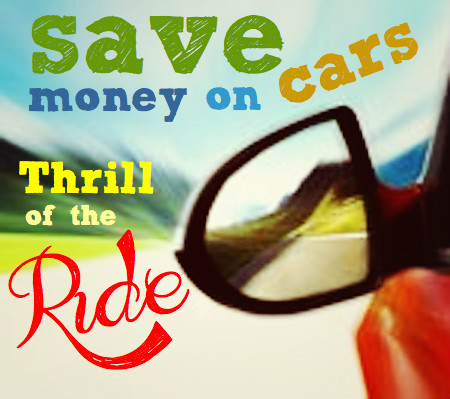 Save Money on Cars   Thrill of the ride