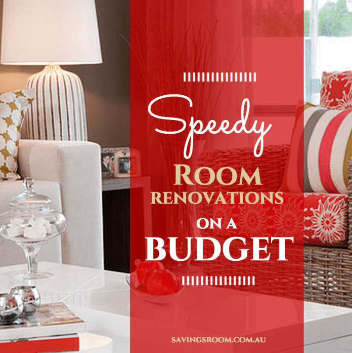 Speedy Room Renovations On A Budget