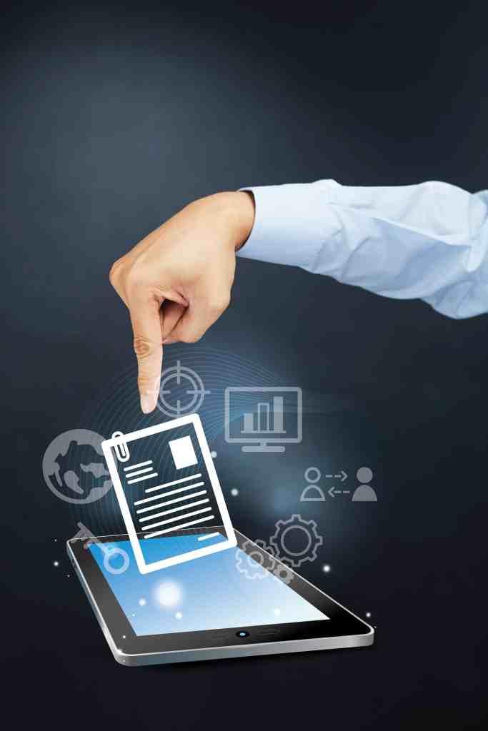 upcoming work trends  - digitization