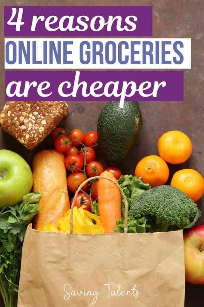 cheaper groceries online