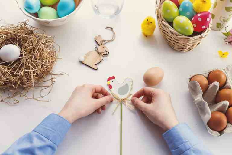 50+ Non-Candy Easter Egg Fillers