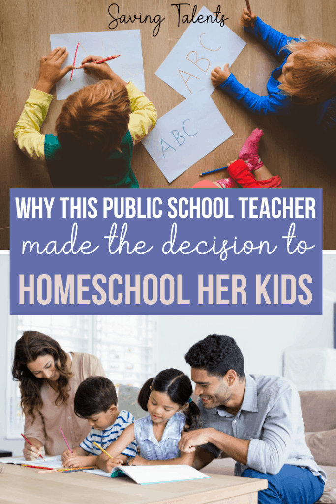 Why This Public School Math Teacher Chose to Homeschool Her Kids