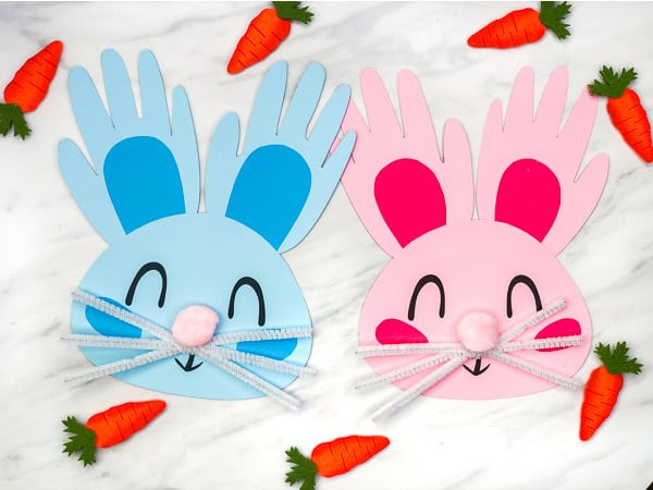 DIY Easter Crafts That Kids Can Do