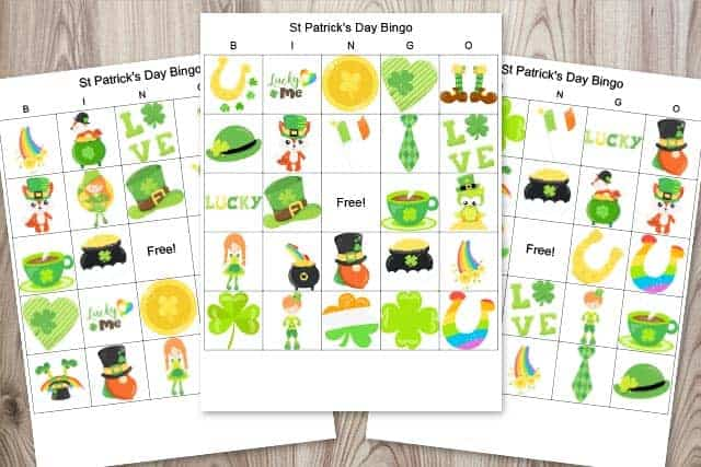 31 FREE Saint Patrick's Day Printables