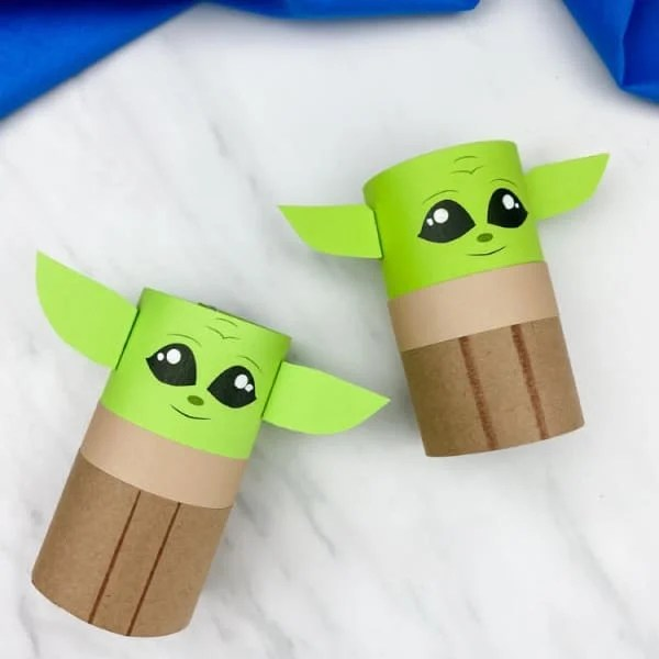 Toilet Paper Roll Crafts for Kids To Do