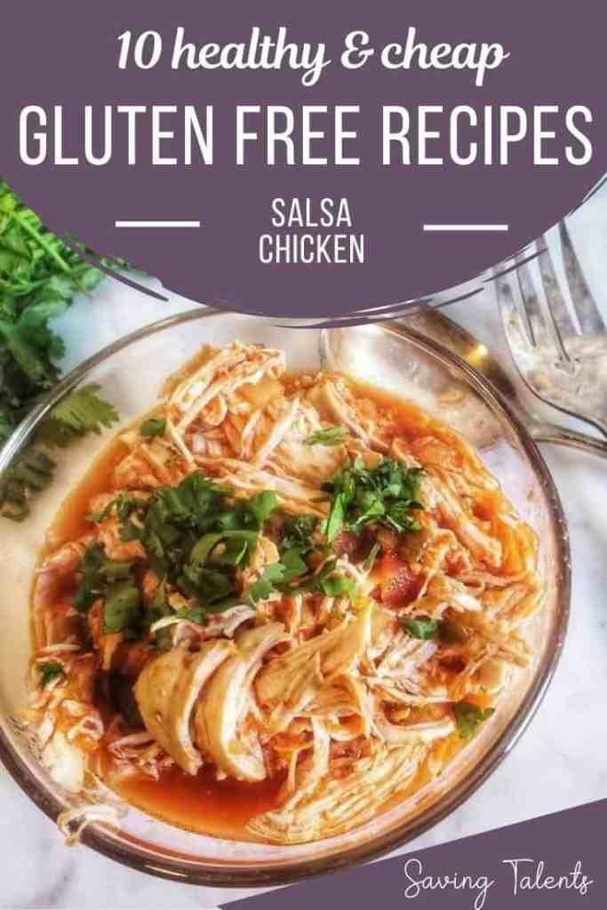 10 Healthy & Cheap Gluten-Free Recipes