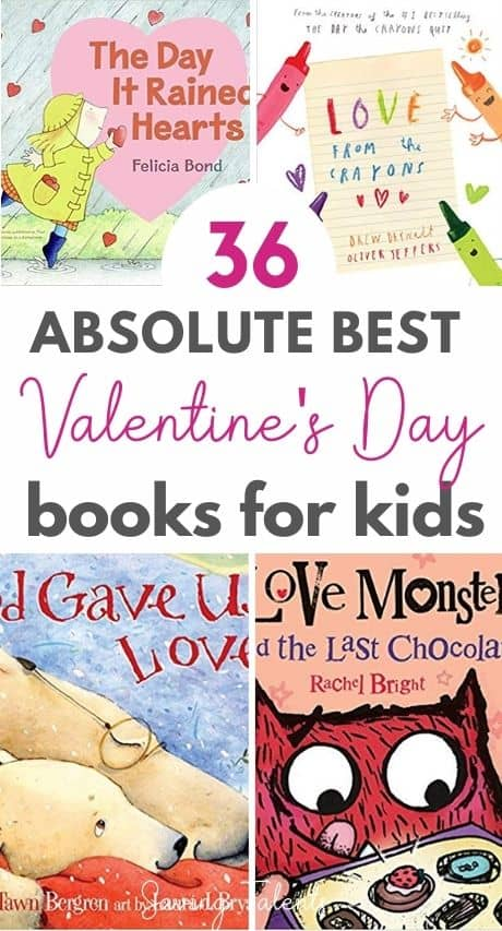 Valentine's Day Books for Kids Story