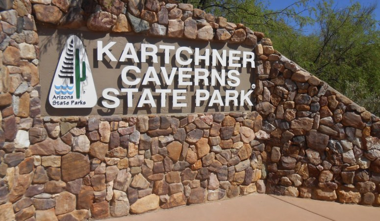 Visiting Kartchner Caverns State Park in the Summer