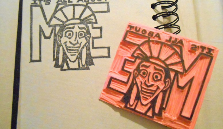 How to Carve a Letterbox Stamp