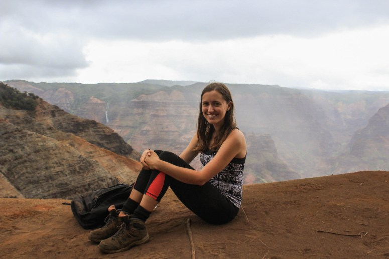 Backpacking Waimea Canyon Kauai