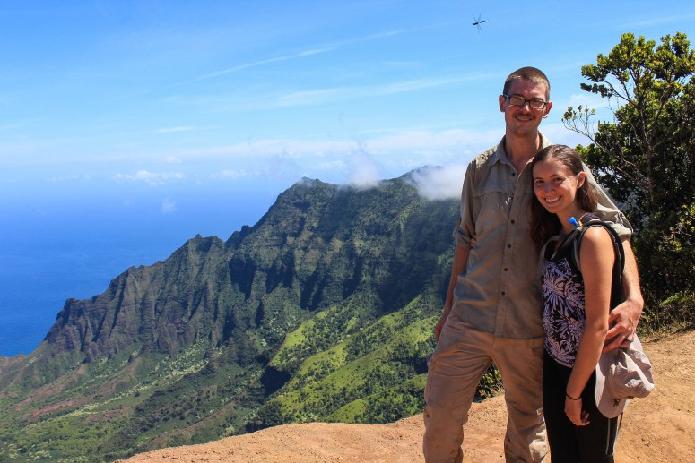 Hiking in Koke'e State Park