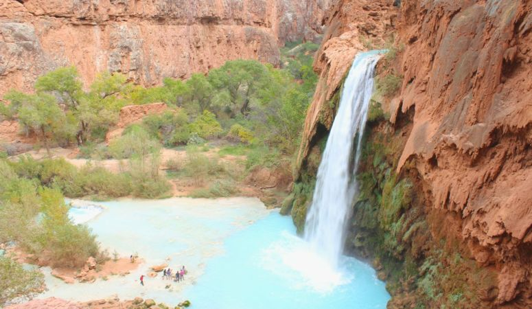 Lessons I Learned from Hiking Supai
