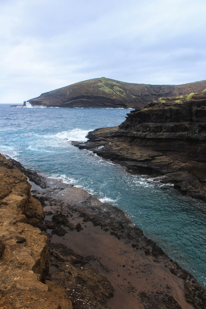 Hanauma Bay Toilet Bowl