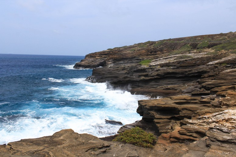 Lanai Lookout on the South Shore of Oahu