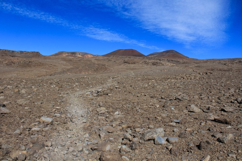 Hiking Mauna Kea Trail | Big Island Hawaii