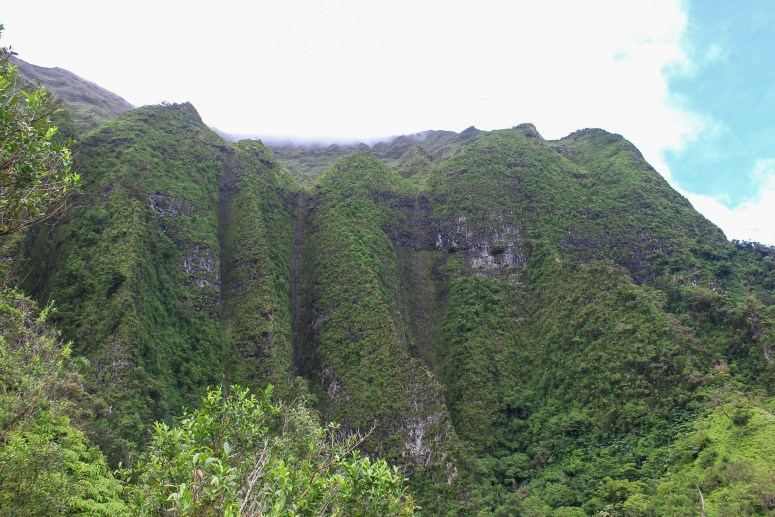 Waterfalls Maunawili Trail