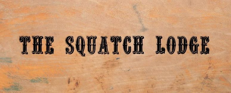 Squatch Lodge Creations: Table and Benches
