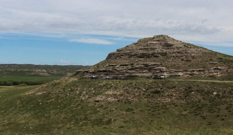 Agate Fossil Beds / Panorama Point