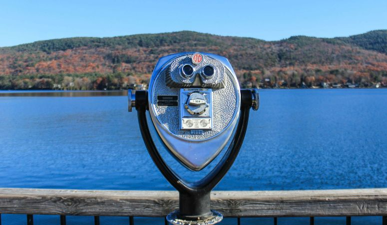 History of Lake George