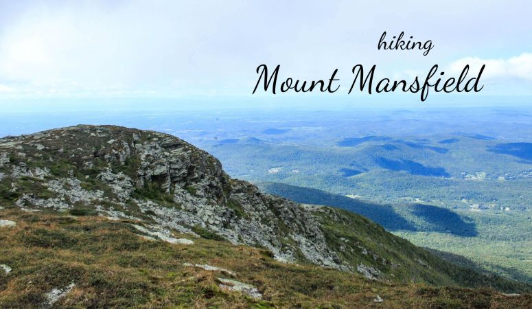 Hiking Mount Mansfield