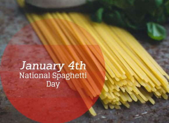 Image result for national spaghetti day 2019