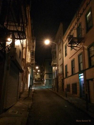 Alley in San Francisco copy
