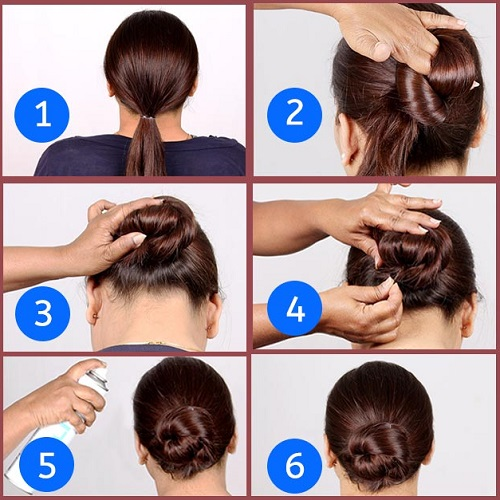 Hairstyles for Oily Hair - 9