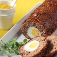 Rulada din carne tocata si ou