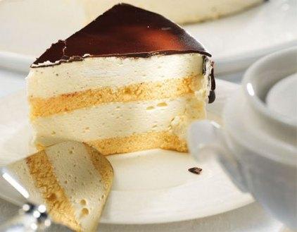 prajitura lamaie cu glazura ciocolata