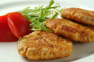 Cutlets from cabbage and potatoes (prepared by post)