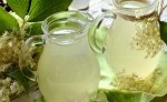 Elder flower juice
