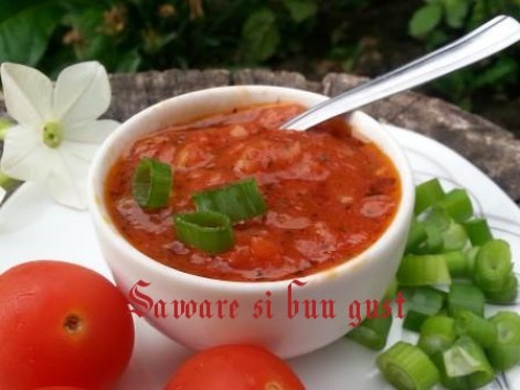 sos salsa