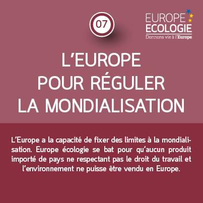 L'Europe pour réguler la mondialisation