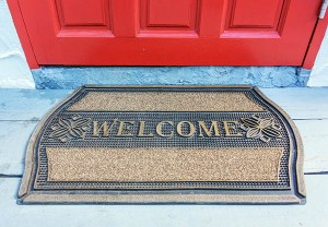 A Welcome Mat