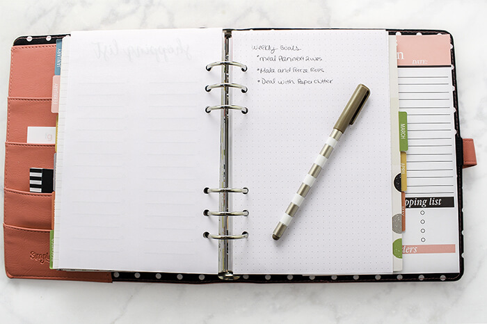 dot grid paper printable free bullet journal page