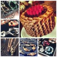 Jewelry and Desserts