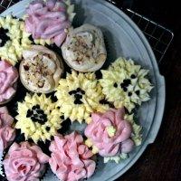 Practice Makes Perfect ~ Cupcake Decorating
