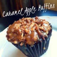 Caramel Apple Muffin