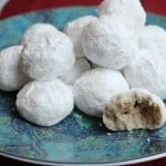 Mexican Tea Cookies