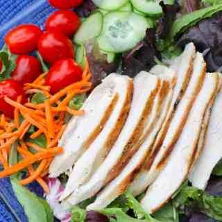 Chicken Salad With Tarragon Vinaigrette