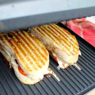 Chicken And Blue Cheese Panini