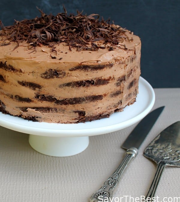 Chocolate-Mocha-Icebox-Cake