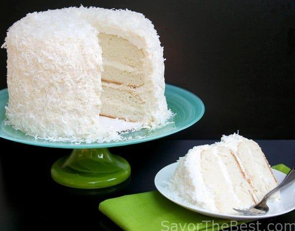 Coconut Buttercream Frosting Recipe Dishmaps
