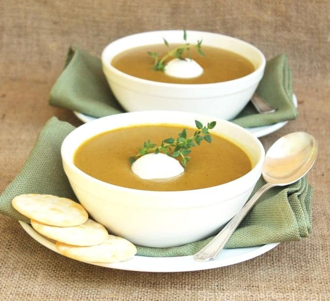 Smokey Split-Pea Soup