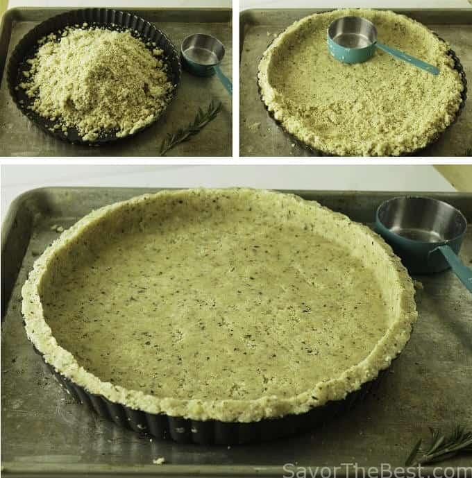 nut crust