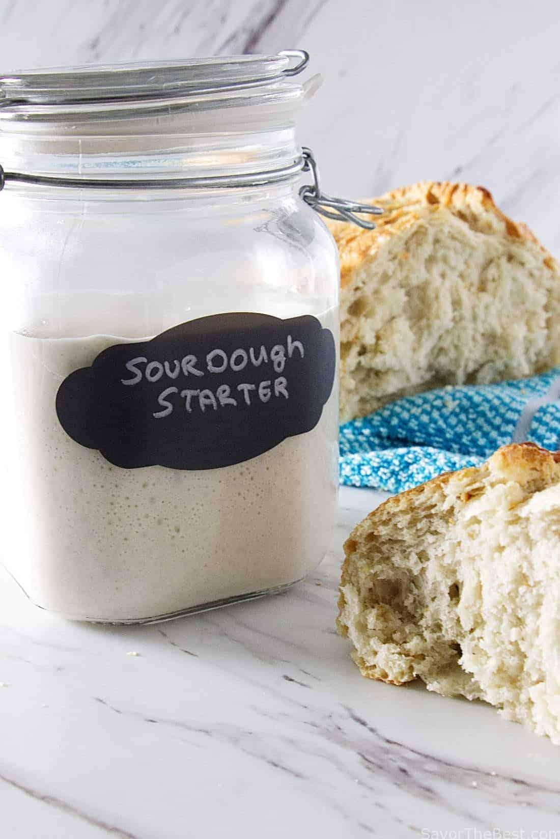 Wild Yeast San Francisco Style Sourdough Bread | Karen's Kitchen ...